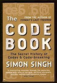 The Code Book-Simon Singh book