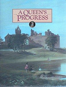 A Queen's Progress - David J Breeze and Gordon Donaldson book