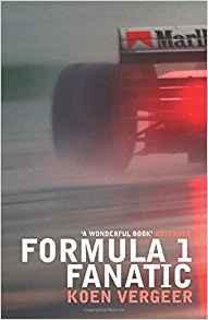 Formula 1 Fanatic - Koen Vergeer book