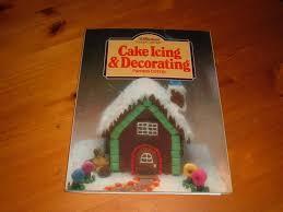Cake Icing & Decorating - Pamela Dotter book