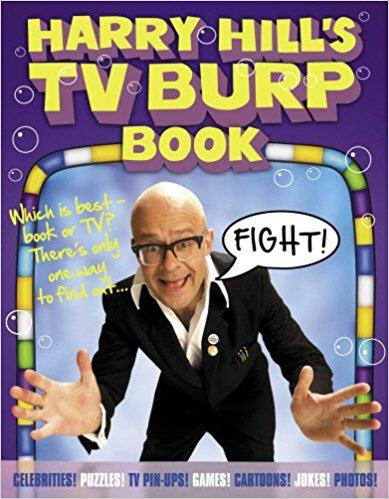 Harry Hill's TV Burp Book - Harry Hill book