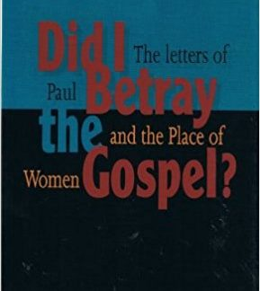 Did I Betray The Gospel - S. Wesley Ariarajah book