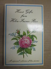 Heart Gifts From Helen Steiner Rice A Special Selection Of Her Poems book