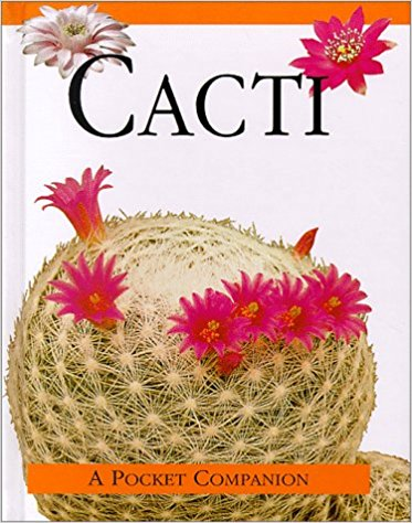 Cacti - A Pocket Companion book