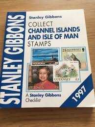 Collect Channel Islands and isle of Man Stamps - 1997 - Stanley Gibbons book