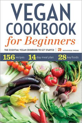 Vegan Cookbook For Beginners. book