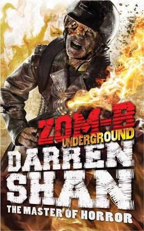 Zom-B Underground - Darren Shan book